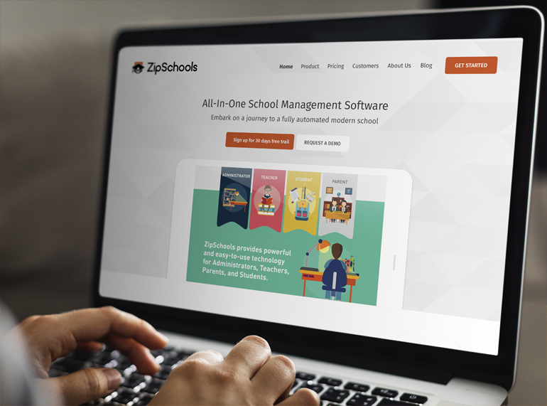 zipschools-website